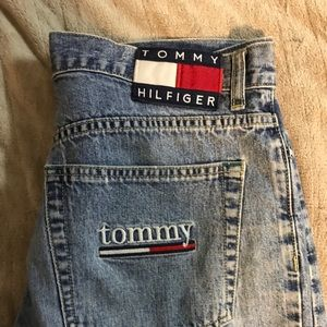 Tommy hilhigher shorts